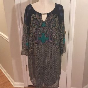 Plus Tiana B dress